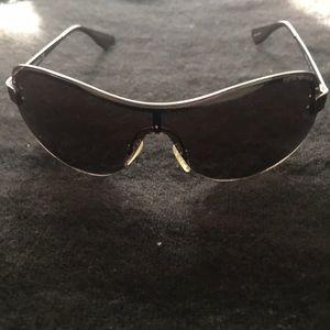 Emporia Armani sunglasses. AE case & a cloth.